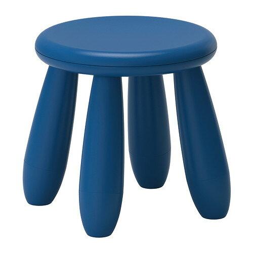 IKEA(イケア)MAMMUT 子供用スツールダークブルー★02P31Aug14