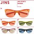 【JINS SPORTS】ビビッドな差し色がアクセントのスポーツサングラス-JINS(ジンズ)