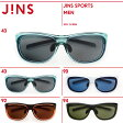 【JINS SPORTS】差し色が映える大きめのスポーツサングラス-JINS(ジンズ)