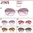 トレンド感溢れるサングラス【DAILY 2】-JINS(ジンズ)