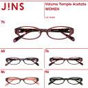 【SALE】【Volume Temple Acetate】ボリュームテンプルアセテート- JINS ( ジンズ メガネ めがね 眼鏡 )