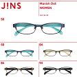 【Manish Dot】マニッシュドット- JINS ( ジンズ メガネ めがね 眼鏡 )