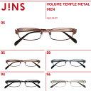 【SALE】【VOLUME TEMPLE METAL】ボリューム テンプル メタル- JINS ( ジンズ メガネ めがね 眼鏡 )