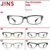 【Fine Fit Acetate】ファインフィットアセテート-JINS(ジンズ)