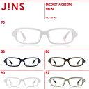 【Bicolor Acetate】バイカラーアセテート-JINS(ジンズ)