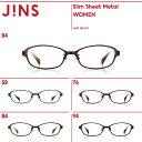 【Slim Sheet Metal】スリムシートメタル-JINS(ジンズ)