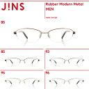 【Rubber Modern Metal】ラバーモダンメタル-JINS ( ジンズ )