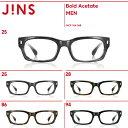 【Bold Acetate】ボールドアセテート-JINS ( ジンズ )