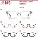 【Monotone Acetate】モノトーン アセテート-JINS ( ジンズ )