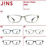 【Bicolor Metal】バイカラーメタル-JINS(ジンズ)