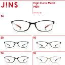 【High Curve Metal】ハイカーブメタル-JINS(ジンズ)