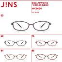 【Slim Airframe -women basic-】-JINS(ジンズ)