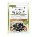 森下仁丹公式 海苔茶漬 サラシア入り  6.2g×6袋  機能性表示食品