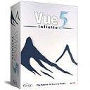 パソコンソフト イーフロンティア【税込】Vue 5 Infinite 日本語版