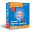 パソコンソフト プロトン【税込】Acronis MigrateEasy 7.0