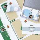 ヒサゴ名刺・カード スッキリカット 8面/マット【税込】 CJ930S [CJ930S]