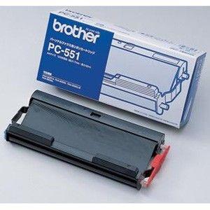 PC-551【税込】 ブラザー FAX用インクリボン brother [PC551]【返品種別A】【RCP】