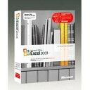 パソコンソフト マイクロソフト【税込】Excel 2003 アカデミック版