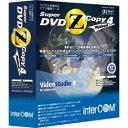 パソコンソフト インターコム【税込】Super DVD Zcopy 4 Platinum