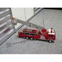 1/18 ビッグラジオコントロールカー FIRE ENGINE(消防はしご車) 【税込】 童友社 [DYS RCハシゴシャ]【返品種別B】【送料無料】【RCP】