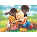 テンヨー ディズニー ミッキーマウス&プルート 500ピース【税込】テンヨーD500-301 ミッキー...