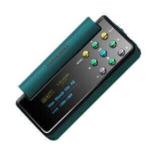 SIGNEO デジタルオーディオプレーヤー(512MB:ブルー) 『SN-F120-512B』