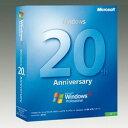 パソコンソフト マイクロソフト【税込】Windows XP Professional アップグレード SP2 20周年記...