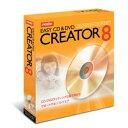 パソコンソフト ROXIO BV【税込】EASY CD & DVD CREATOR 8【ベストバイ0116】