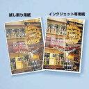 JP-TEST2L3【税込】 サンワサプライ インクジェット試し刷り用紙(2L判・50枚) [JPT