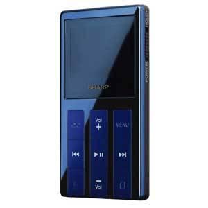 シャープ デジタルオーディオプレーヤー 『MP-B200-A』