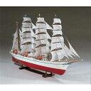 【P5倍/3倍重複中。注)5倍は5/30迄】ウッディジョー 1/80 木製帆船模型 新日本丸【税込】 UD 1/80シンニホンマル [UD180シンニホンマル]【返品種別B】/※P5倍は 5/30迄。P3倍は6/3am9:59迄。エントリー要
