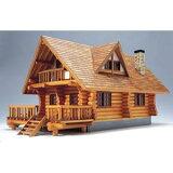 1/24 木製模型 ログハウス 【】 ウッディジョー [UD 1/24ログハウス]【返品種別B】【】【RCP】