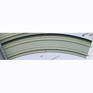 [鉄道模型]トミックス TOMIX (Nゲージ) 1168 ファイントラック 複線スラブカーブレール DC465・428-45-SL(F) 2本入 【税込】 [TOMIX 1168]【返品種別B】【RCP】