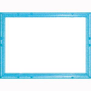 クリスタルパネル キラブルー【1-ボ】(サイズ:18.2cm×25.7cm【B5】) エポック社
