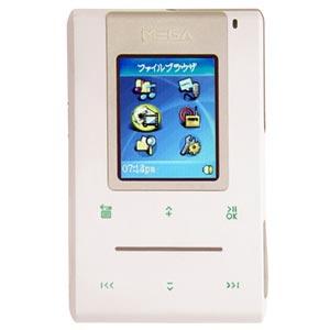 MSIコンピュータ ポータブルメディアプレーヤー MEGA PLAYER 536 『MS5536W8GB』