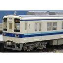 [鉄道模型]グリーンマックス 【再生産】(Nゲージ) 1012T 東武8000系(更新車) 新前面 4両編成トータルセット(塗装済みキット)