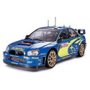 1/24スポーツカーシリーズ スバル インプレッサ WRC モンテカルロ 2005 【24281】 【税込】 タミヤ タミヤ 281インプモンテ05 【返品種別B】【RCP】