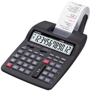 HR-170TM【税込】 カシオ プリンター電卓 12桁 [HR170TMBKN]【返品種別A】【送料無料】【RCP】