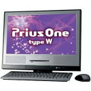 【当店限定ポイント2倍】日立デスクトップパソコPrius One typeW【税込】 PC9W3R-XH1471103 [PC9W3RXH1471103]【ベストバイ0116】