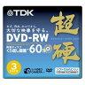 DRW60HC3A【税込】 TDK 録画用8cmDVD-RW 3枚パック(片面30分/両面60分) 超硬 [DRW60HC3A]【返品種別A】