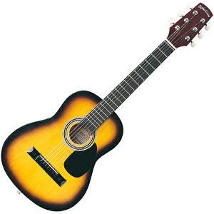 ミニアコースティックギター タバコサンバースト