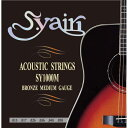 SY-1000M S.Yairi(ヤイリ) アコースティックギターセット弦(ミディアム) SY1000Mミデアム 【返品種別A】