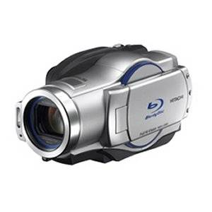 日立ビデオカメラ「ウー DZ-BD7H」(ブルーレイディスク)