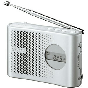 シンセサイザーハンディーポータブルラジオ