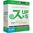 【当店ポイント2倍】パソコンソフト キヤノンITソリューションズ【税込】ESET Smart Security 5PC 優待アップグレード【2P20Feb09】/※ポイント2倍は 2/23am9:59迄