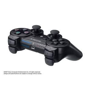 【PS3】ワイヤレスコントローラ DUALSHOCK 3(ブラック) 【税込】 ソニー・コ…...:jism:11314722