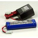 タミヤ ニカドバッテリー 7.2V カスタムパックと充電器 【55087】 【税込】 タミヤ [T55087カスタムP&ジュウ]【返品種別B】【RCP】