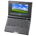 ASUSノートパソコン Eee PC【税込】 EEEPC4G-BK003X [EEEPC4GBK003X]