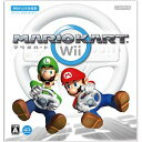 任天堂 マリオカートWii【Wii用】【Wiiハンドル同梱】【税込】 Wiiマリオカート [Wマリオカト]