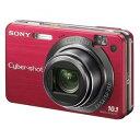 【セール特価】ソニー デジタルカメラ サイバーショット DSC-W170 レッド 【税込】 DSC-W170-RC [DSCW170RC]